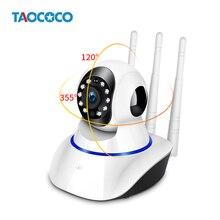 TAOCOCO HD ip-камера зум 720 P/1080 P камера наблюдения видеокамера с Wi-Fi беспроводная CCTV камера ночного видения детский монитор