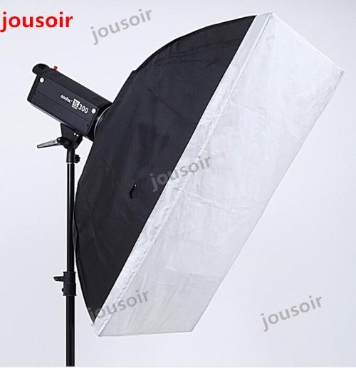 60x90 cm Portable Rectangulaire Parapluie Softbox SB-UE avec Bowens Mont pour Speedlite CD50