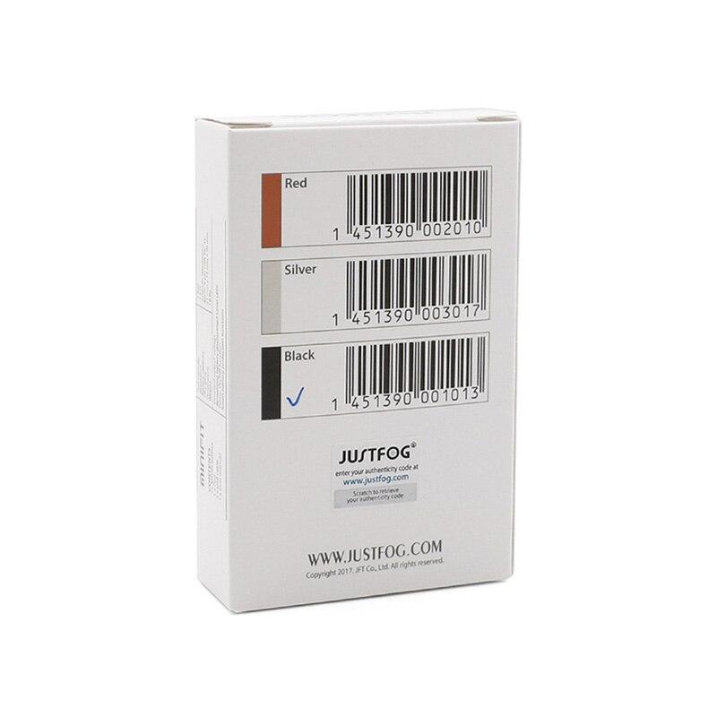 Kit de démarrage Original Justfog minifit 370 mAh kit de vapotage tout en un comme justfog q16 avec dispositif de vapotage à batterie compacte MINIFIT - 4