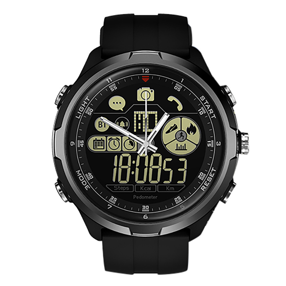 Zeblaze VIBE 4 HYBRID Smart Watch Phone Sports Men Smartwatch iOS/ Android Q5Y8 wearable devices relogio inteligente