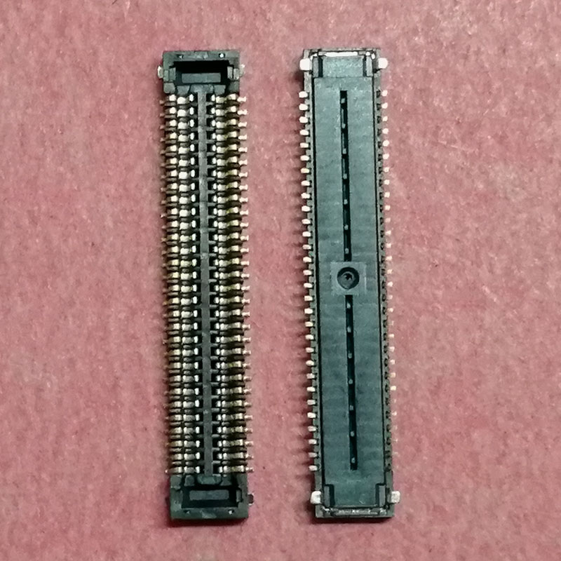 LCD display screen flex FPC <font><b>connector</b></font> for Samsung GALAXY Note4 Note 4 N9100 N9108V N9109W N910F plug on main board <font><b>60pin</b></font> image