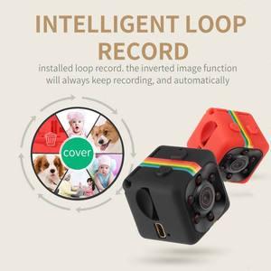 Image 2 - 1080 p esporte dv mini câmera 480 p esporte dv câmera de visão noturna infravermelha carro dv gravador de vídeo digital mini filmadoras