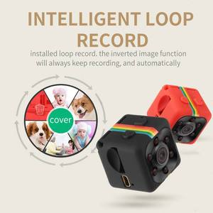 Image 2 - 1080P Sport DV Mini Camera 480P Sport DV Infrared Night Vision Camera Car DV Digital Video Recorder Mini Camcorders