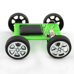 Novelty Mini Solar Car Toys fo