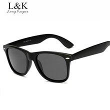 Long Keeper Brand Unisex Retro Polarized Sunglasses Men Wome