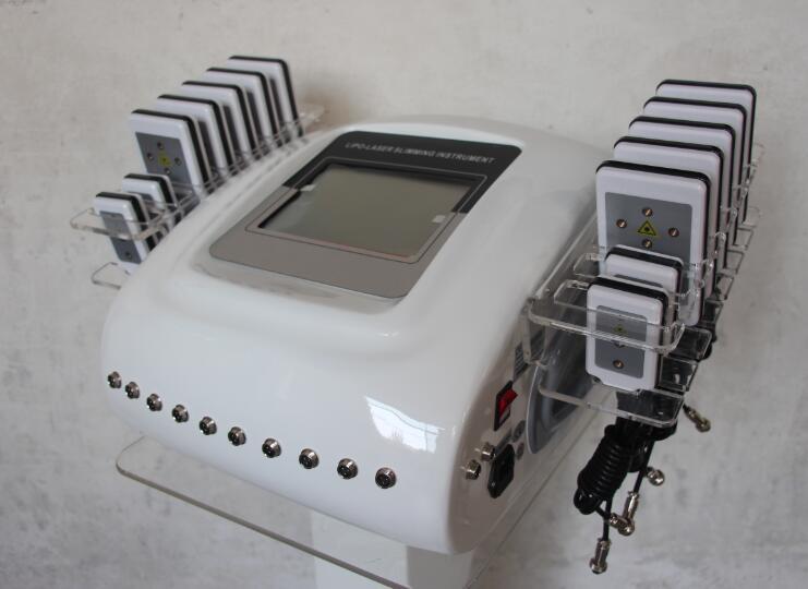 Laser de Lipo de Diode amincissant la machine rapide de perte de poids de mise en forme de corps de dissolvant de combustion de graisse d'équipement (palettes de 14 pièces)