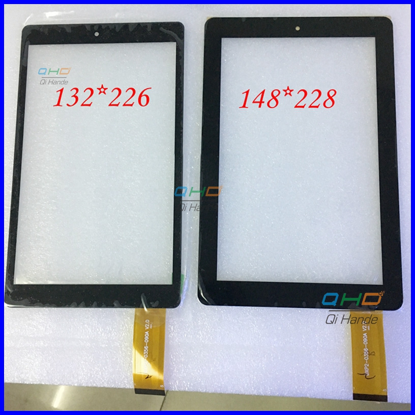 Original New Black 8.9'' Touch Screen Digitizer Replacement Parts DXP2-0356-090A V2.0 with tracking No. replacement lcd digitizer capacitive touch screen for lg vs980 f320 d801 d803 black