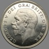 1928 Great Britain Half Crown 90 Silver Copy Coins High Quality