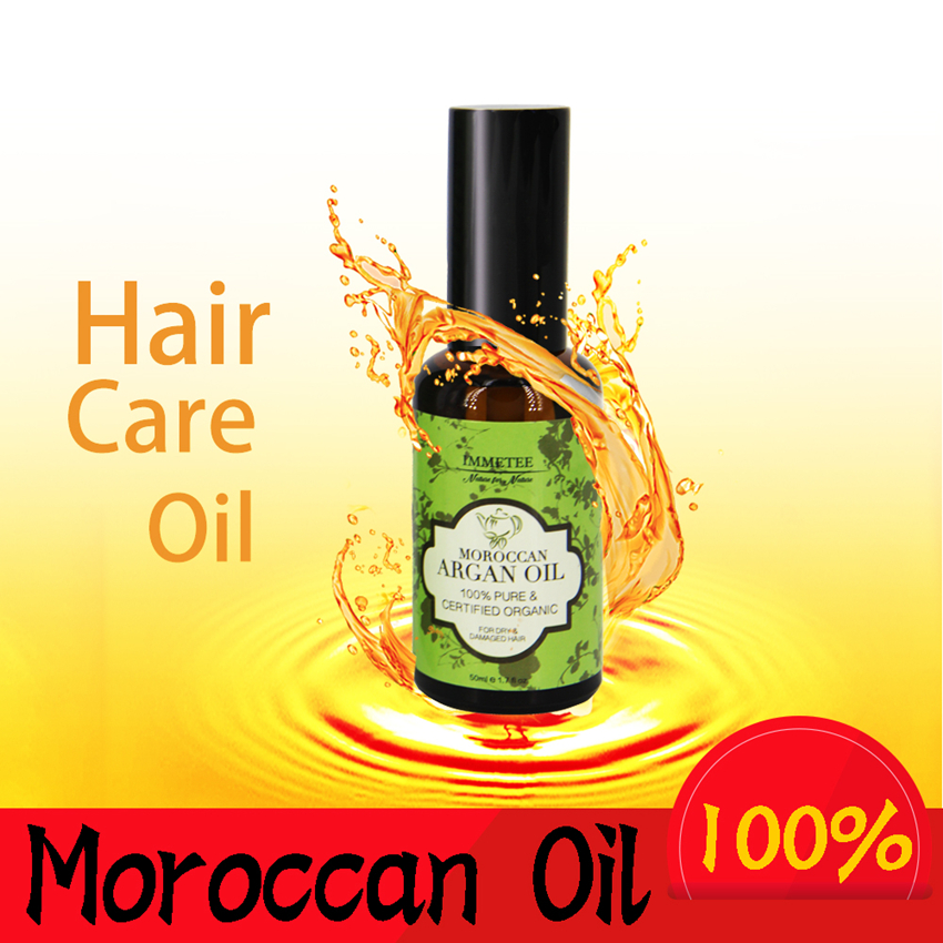 IMMETEE Private Label Accepted Hair Care Argan Oil