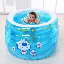 0-3 ages baby inflatable swimming pool upset baby swimming pool children's pool round small playing pools