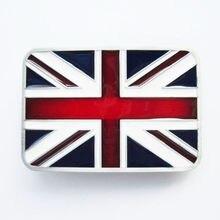 wholesale UK Flag Belt Buckle Low price custom metal hot sales cheap