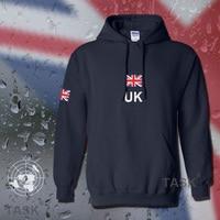 UK Großbritannien hoodies männer sweatshirt polo sweat neue hip hop streetwear socceres jerseyes trainingsanzug nation Britische flagge GB