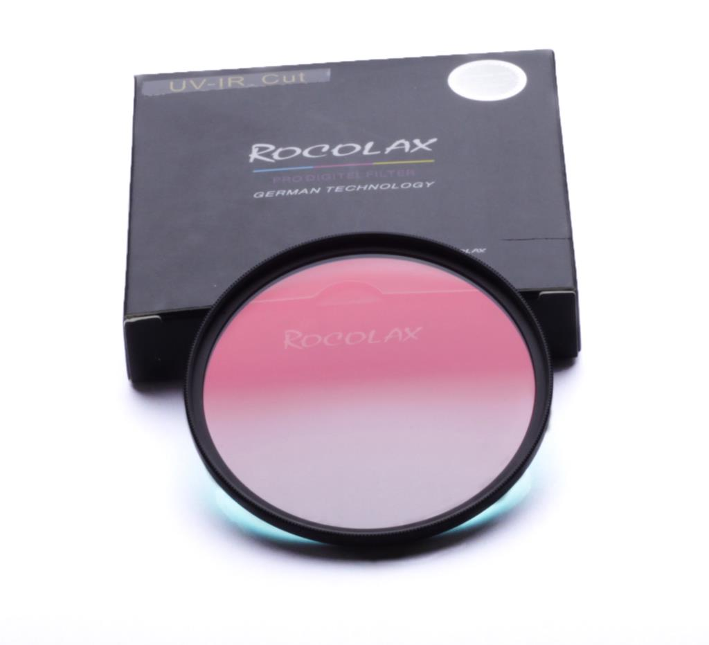 25 <font><b>30</b></font> 37 39 40 40.5 43 46 49 <font><b>52</b></font> 55 58 62 67 72 77 82 mm 380-670nm UV IR Cut Infrared Lens Filter for Canon nikon sony camera image