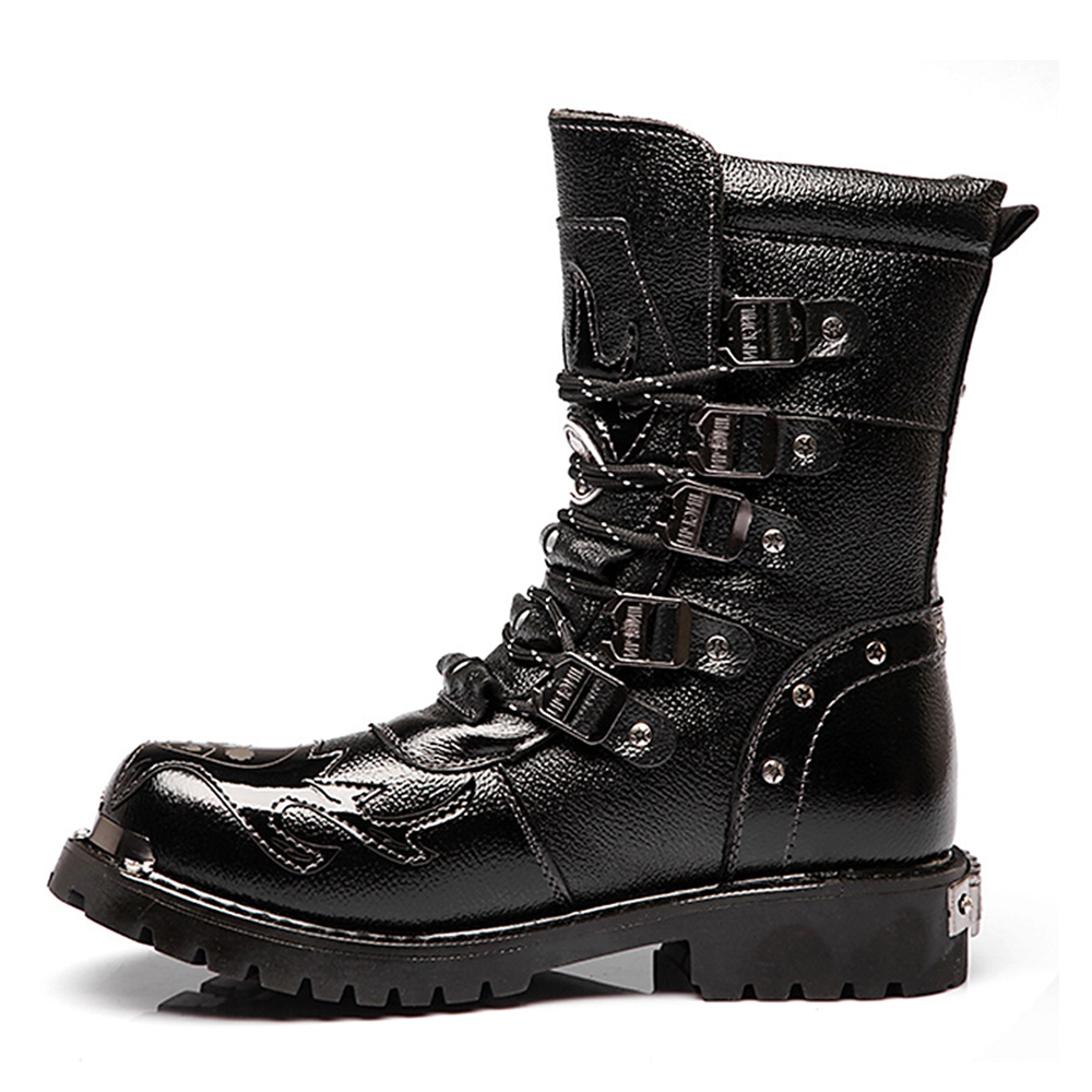 Winter Motorcycle Shoes Motorcycle Boots Non Slip Off Road Moto Racing Shoes Speed Bikers Motorcycle Boots Motorcycle Shoes
