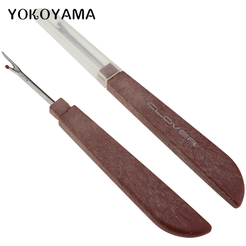 YOKOYAMA Sewing Cross-Stitch Tools Patchwork Thread Cutter Seam Ripper Take Out Stitches Device Needlework Sewing Accessories(China)
