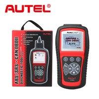 Original Autel AutoLink AL619 OBDII CAN ABS and SRS Scan Tool AL619 AL 619 Professional Diagnostic tool Free Shipping