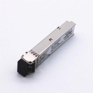 Image 5 - Gigabit Fiber Optic SFP Transceiver Module 1000Base SX MMF 850nm 550m 1.25G SFP Module SX for GLC SX MM SFP Transceiver Module