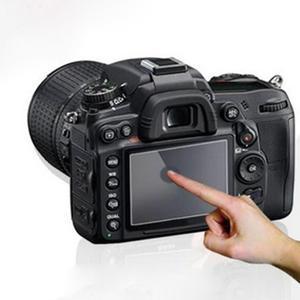 Image 1 - جديد كاميرا البصرية الزجاج المقسى شاشة LCD لوحة واقي الفيلم 0.4 مللي متر HD الحرس غطاء مقاوم للماء لنيكون D3100 D3200 D3300