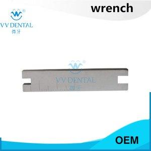 Image 3 - Détartreur dentaire à ultrasons, clé à embout endo, lime en U, en acier inoxydable, pour sécateur de bois DTE SATELEC GNATUS