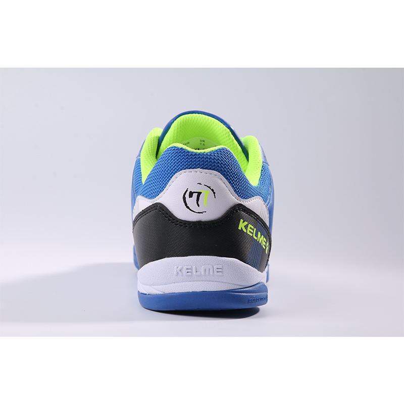 09c6b456a Aliexpress.com   Buy KELME Professional Men s futzalki football shoes  sneakers indoor futsal 2018 original football soccer boots 67831100 from  Reliable ...