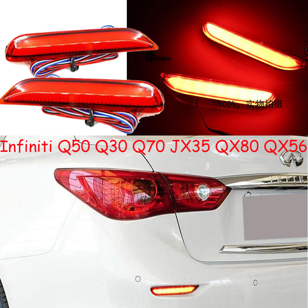 Infiniti rear light;LED,free ship!Infiniti fog light,motorcycle,Q50 Q30 Q70 JX35 QX80 QX56,Infiniti taillight цена