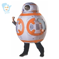 Halloween Costume For Kids Inflatable Star Wars Costumes Fancy Party Dress Boys Girls Cosplay Disfraz