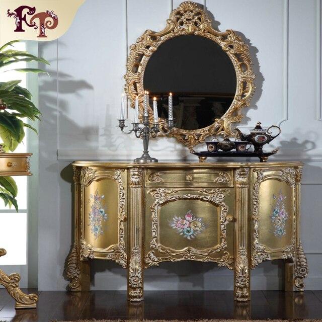 Muebles antiguos francés italiano barroco artesanía pintura ...