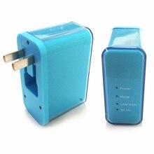 Travel portable wifi amplifier repeater socket type wireless ap router mini ap