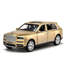 Collection Car Model Lauscurinan Automobile Vehicles 1:32 Alloy Car Pull Back Diecast Model Car Sound Light Gift for Kid Boy Toy 1 18 diecast model for ford tourneo brown mpv alloy toy car miniature collection gift