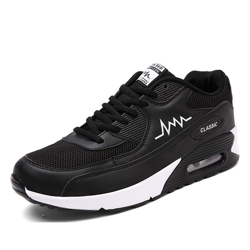 YOGCU Men Running Shoes Outdoor Walking Sneakers New Most ...
