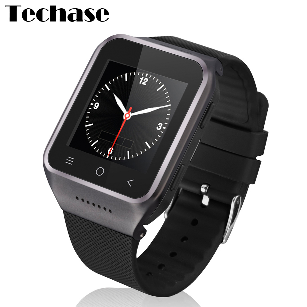 Techase S8 3G Smart Watch Android OS 2.0M Camera Smartwatch SIM TF Card Smart Electronics Phone Watch GPS WIFI Reloj Inteligente цена и фото
