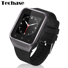 Techase S8 3G Smart Watch Android OS 2.0M Camera Smartwatch SIM TF Card Smart Electronics Phone Watch GPS WIFI Reloj Inteligente