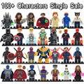 DC Marvel Superhéroes Capitán América 3 Guerra Civil Mini Figura de Acción de Venta Individual Negro Pantera Módulos Previstos Juguetes