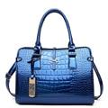 Mulheres famosas marca de designer bolsas das senhoras sacos de luxo sacos de ombro de couro saco do mensageiro das mulheres sacos bolsas LS1154 aliilgator