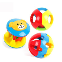 New Baby Toys Kids Educational Toys Ball Toddlers Fun Multicolor Activity Toy High Quality Free Shipping