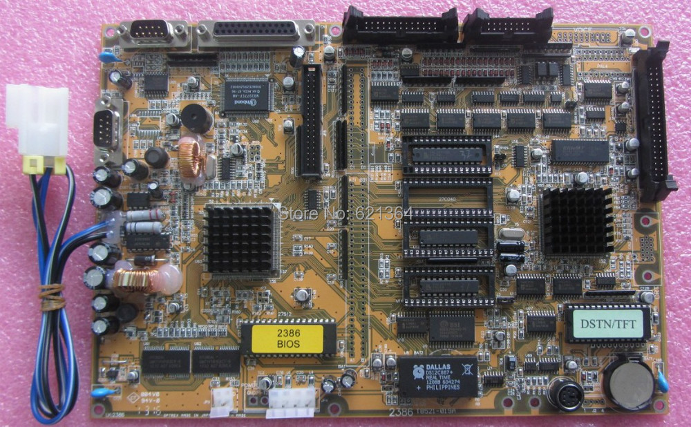Techmation MMI2386 Motherboard For Industrial Use New And Original 100 Tested Ok