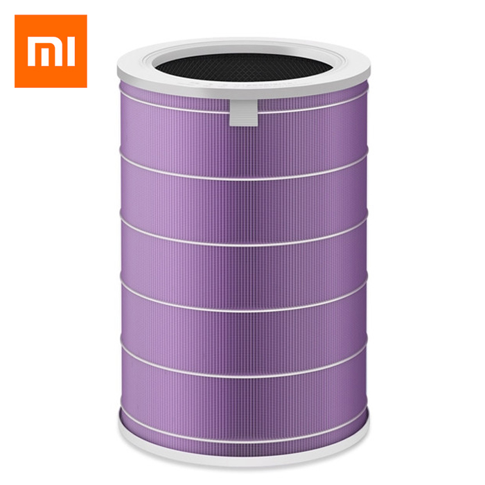 Original Filter Antibacterial Version Xiaomi Air Purifier Eliminates Absorb PM2.5 Particles Dust Mites Quadruple Purification