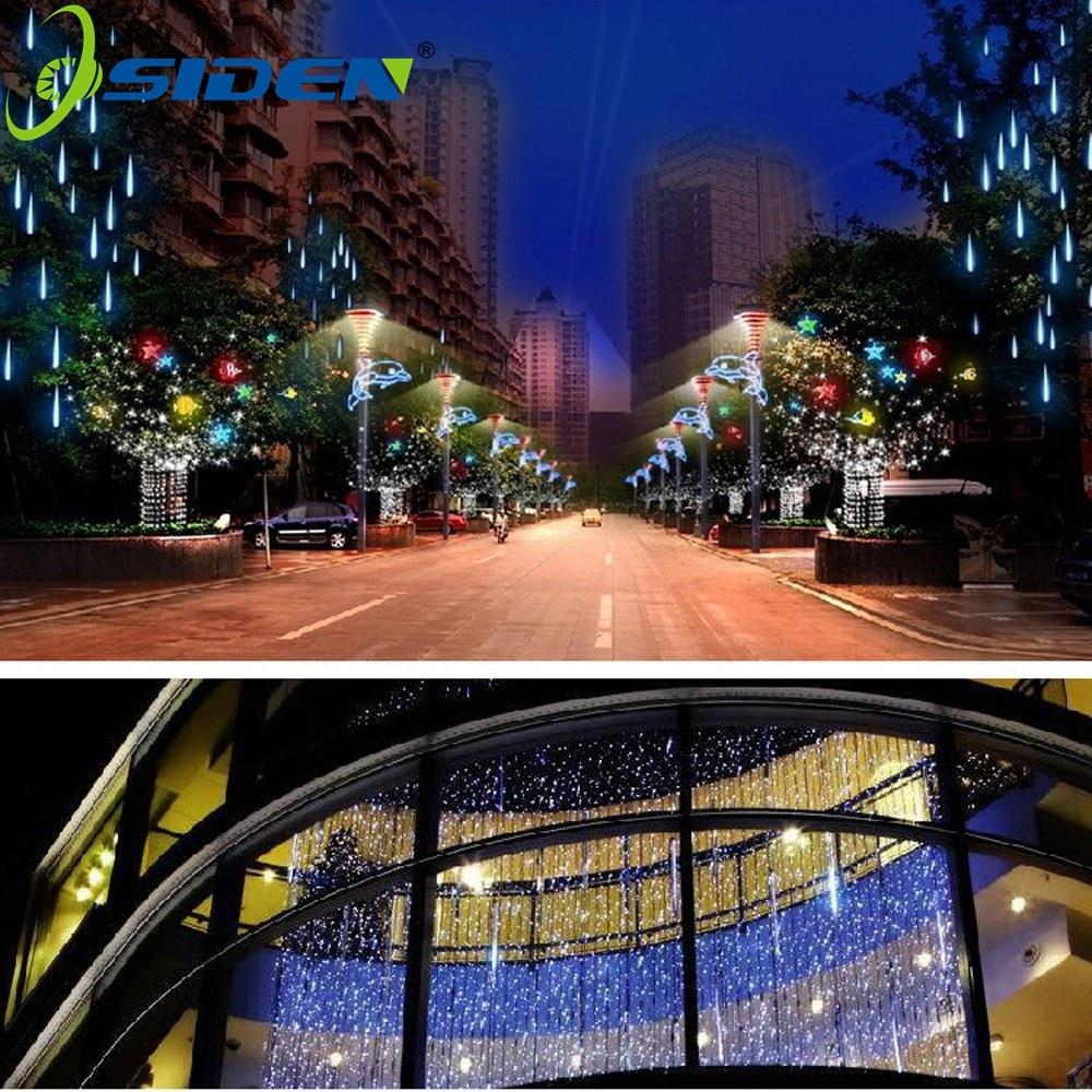 OSIDEN LED երկնաքեր ցնցուղի անձրևի - Արտաքին լուսավորություն - Լուսանկար 3