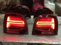 VLAND Factory for Car Tail light for POLO LED Taillight 2011 2017 for POLO Tail lamp turn signal with sequential indicator