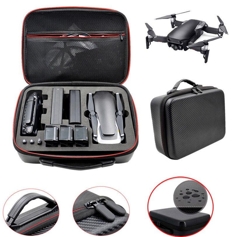 PU+EVA Storage Bag For DJI Mavic Air Drone Accessories Storage Shoulder Box Backpack Handbag Suitcase for Mavic Air Quadcopter