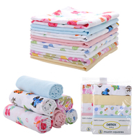 Summer Style Adjustable Baby Diaper Leakproof Color Baby Wizard Diapersr Washable Cloth Nappy 10Pcs