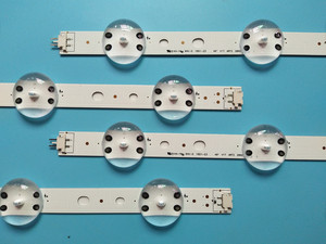 Image 5 - جديد 10set = 40 قطعة LED قطاع ل LG 49UV340C 49UJ6565 49UJ670V V17 49 R1 L1 ART3 2862 2863 6916L 2862A 6916L 2863A