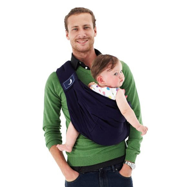 Us 16 39 45 Off Easy Carrying Ergonomic Baby Sling Newborn To 2 Years Baby Wrap 5 Colors Fashion Baby Kangaroo Quick Dry Design Materail Carrier In