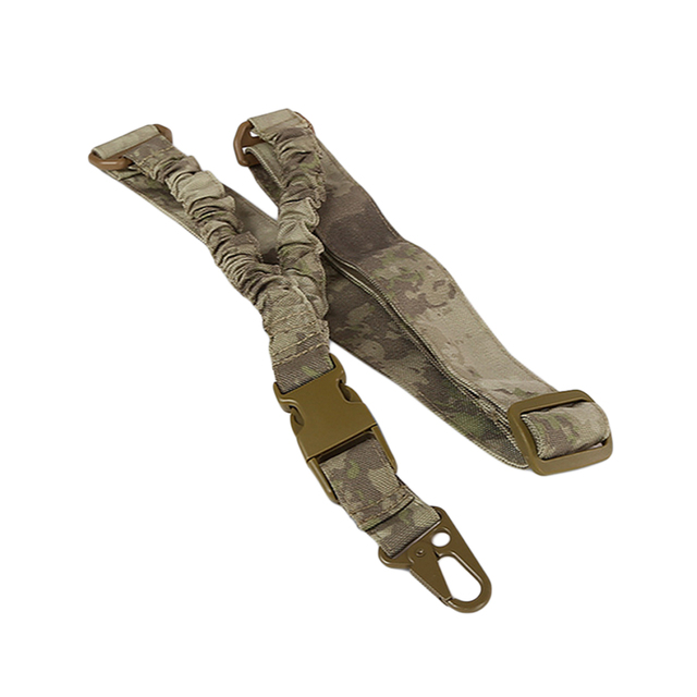 Tactical Gen 3rd 2 Point Multi Mission Rifles Carry Sling Shoulder Straps Adjustable Length Hunting Gun Accessories ACU