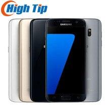 Samsung Galaxy S7 Original LTE 4G Mobile phone Quad Core 5 1 12 0MP NFC WIFI