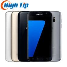 "Samsung Galaxy S7 Original LTE 4G Mobile phone Quad Core 5.1"" 12.0MP NFC WIFI 4G RAM 32G ROM Smartphone"