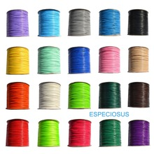 10m Nylon Cord Thread Hide Rope Macrame Cord Bracelet Braided String DIY Necklace Beading Waxed Rope String Thread 20 Colors 100yards spool 1mm waxed cotton cord thread cord plastic string strap diy rope bead necklace european bracelet ma
