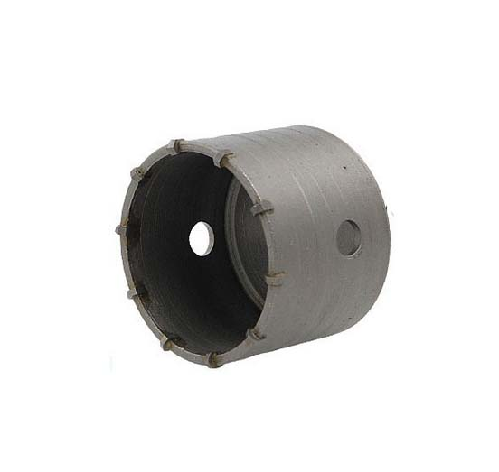 Air Wall Sawing : Impact hammer concrete cement wall hole saw reamer air