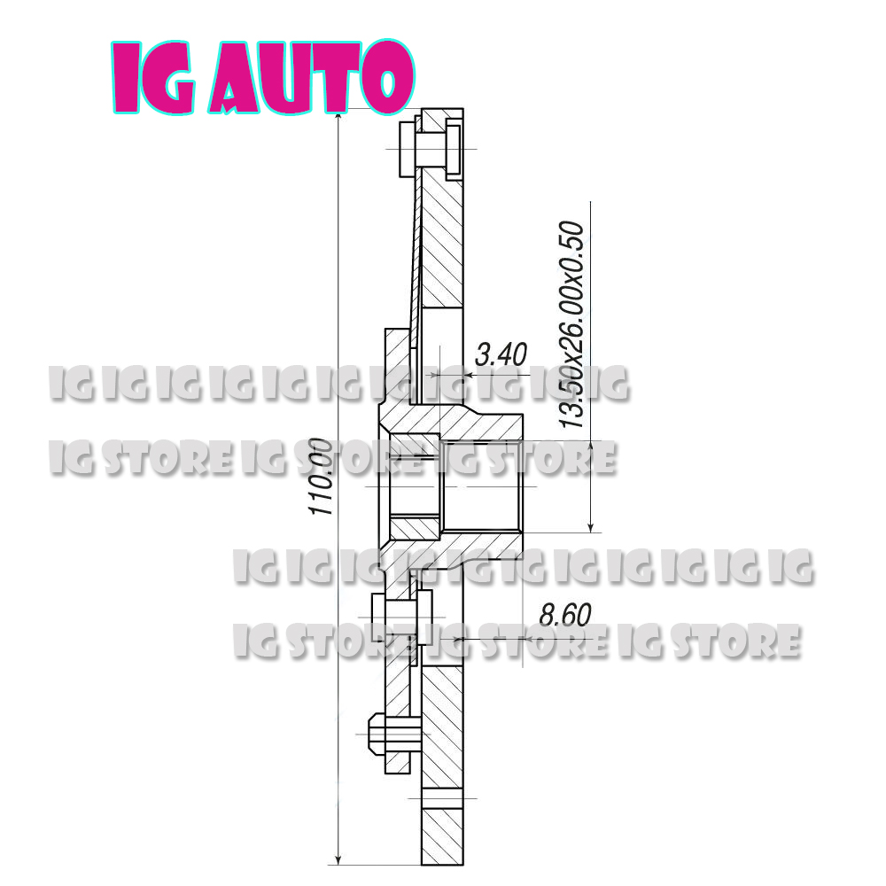 Renault Scenic Wiring Diagram Free Library Craftsman Model 917 275671 Megane Air Conditioning Aexpress Buy Ac Pressor Hub For Car