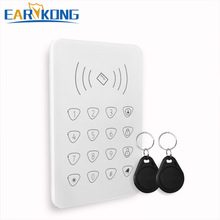433MHz G90B Plus Wireless Keyboard Touchscreen with 2 pcs RFID Tags Reading Card Only For G90B